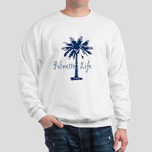 Blue Palmetto Life Sweatshirt