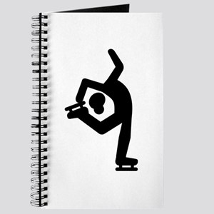 Figure skating woman Journal