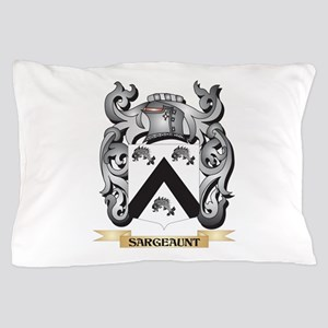 Sargeaunt Coat of Arms - Family Crest Pillow Case