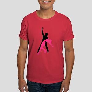 Figure skating couple Dark T-Shirt