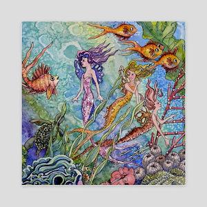 Mermaid Queen Duvet
