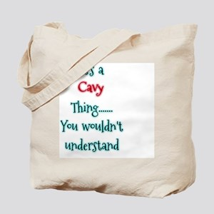 Cavy Thing Tote Bag