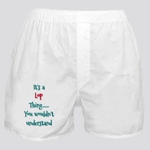 Lop thing Boxer Shorts