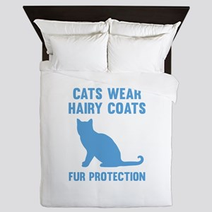 Fur Protection Queen Duvet