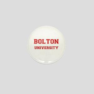 BOLTON UNIVERSITY Mini Button