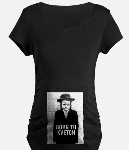 """Born to Kvetch"" cover T-Shirt"