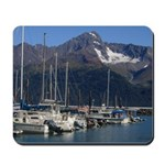 Seward Harbor, Alaska Scenic Mousepad