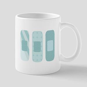 Band Aids Mugs