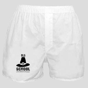 Old School Reformed Puritan Boxer Shorts