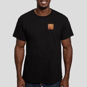 Holy Trinity Scutum Fi Men's Fitted T-Shirt (dark)