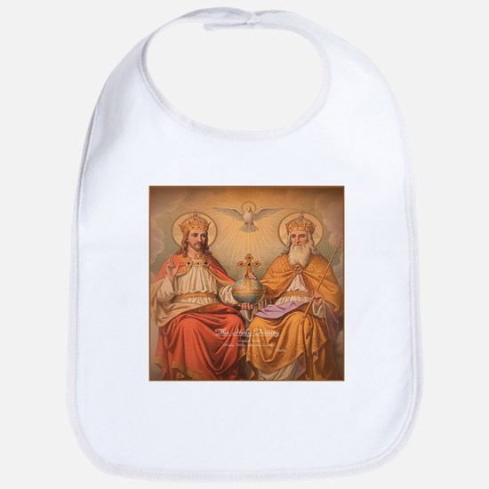 Holy Trinity Scutum Fidei Bib