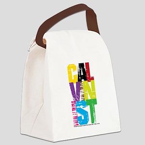 Reformed Calvinist Canvas Lunch Bag