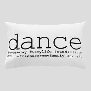dance hashtags Pillow Case