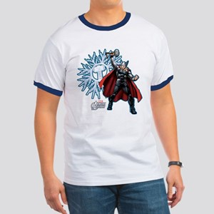 Holiday Thor Ringer T