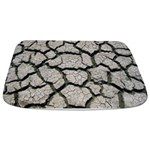 Cracked Mississippi River Bathmat
