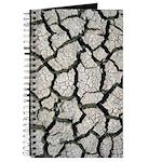 Cracked Mississippi River Journal