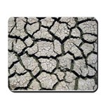 Cracked Mississippi River Mousepad