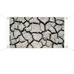 Cracked Mississippi River Banner