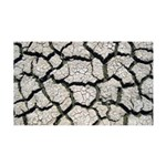 Cracked Mississippi River Wall Decal