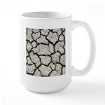 Cracked Mississippi River Mugs