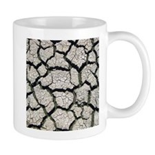 Cracked Mississippi River Mugs