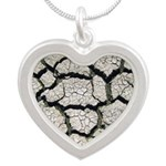 Cracked Mississippi River Necklaces