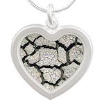 Cracked Mississippi River Necklaces