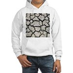 Cracked Mississippi River Hoodie