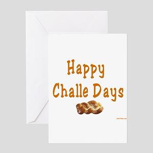 Happy sabbath greeting cards cafepress jewish happy challe holidays greeting card m4hsunfo