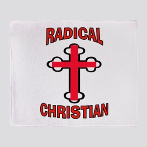 CHRISTIAN Throw Blanket