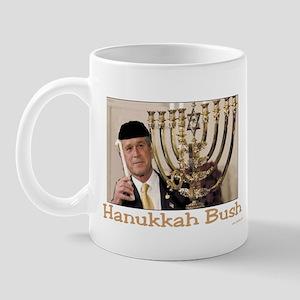 Hanukkah Bush Mug