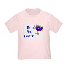 My First Hanukkah T