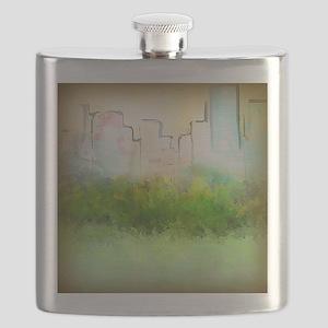 Sun's Warmth Flask