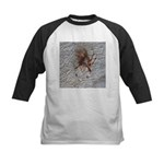 Crab Spider Home Baseball Jersey
