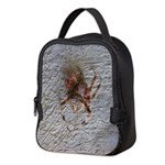 Crab Spider Home Neoprene Lunch Bag