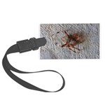 Crab Spider Home Luggage Tag