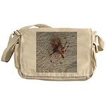 Crab Spider Home Messenger Bag