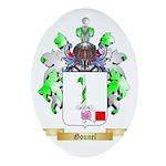 Gounel Ornament (Oval)