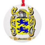 Goundry Round Ornament