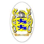 Goundry Sticker (Oval)