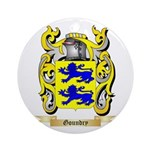 Goundry Ornament (Round)