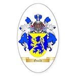 Gould Sticker (Oval 50 pk)