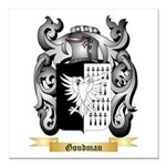 Goudman Square Car Magnet 3
