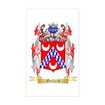 Gothard Sticker (Rectangle)