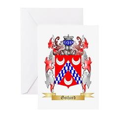 Gothard Greeting Cards (Pk of 10)