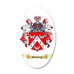 Gostling 35x21 Oval Wall Decal