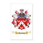 Gostling 20x12 Wall Decal