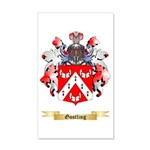 Gostling 35x21 Wall Decal