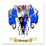 Gossage Square Car Magnet 3