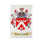Goslings Rectangle Magnet (100 pack)